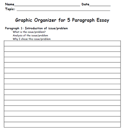 Buy Original Essays online , essay graphic organizer 5 paragraph